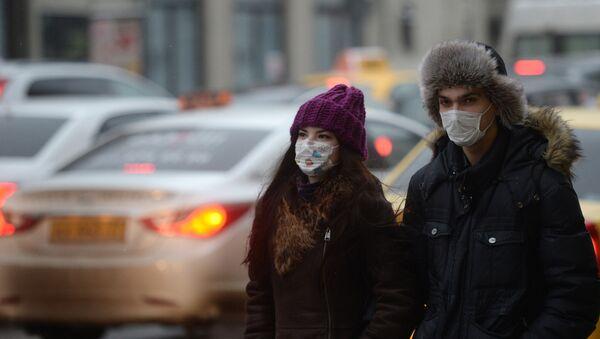 La saison de la grippe à Moscou - Sputnik France