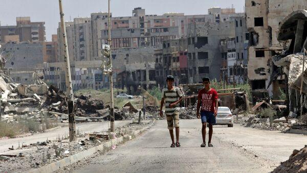 Benghazi - Sputnik France
