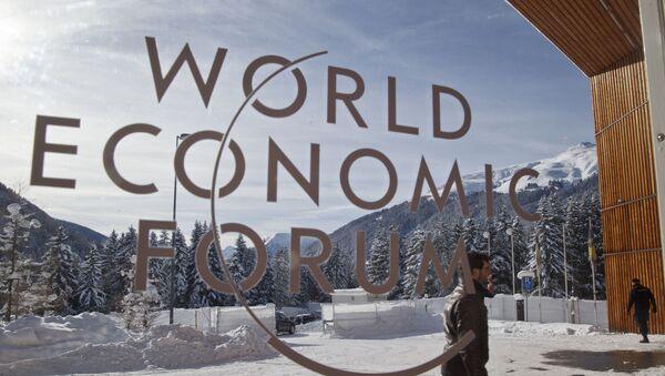 Weltwirtschaftsforums in Davos - Sputnik France