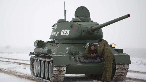 Char T-34 - Sputnik France
