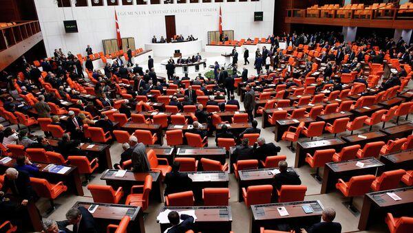 Parlement turc - Sputnik France