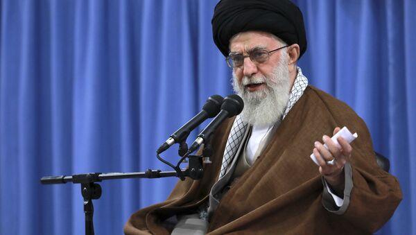 Ali Khamenei - Sputnik France