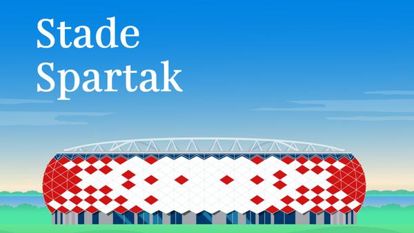 Stade Spartak - Sputnik France