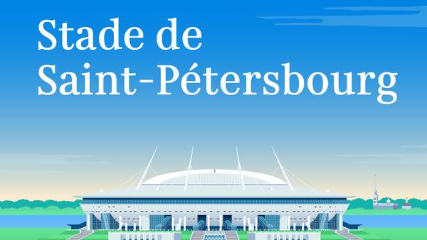 Stade de Saint-Pétersbourg - Sputnik France