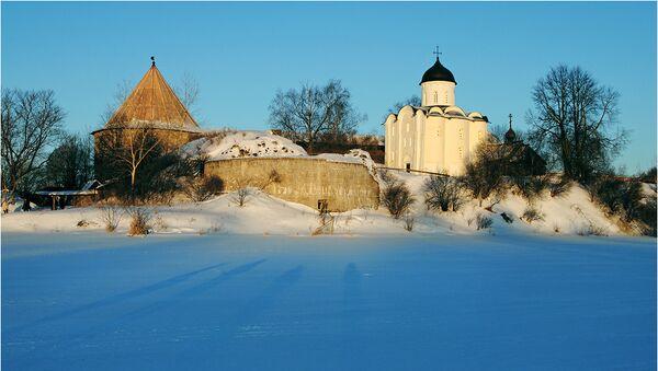 Ancienne forteresse de Ladoga - Sputnik France