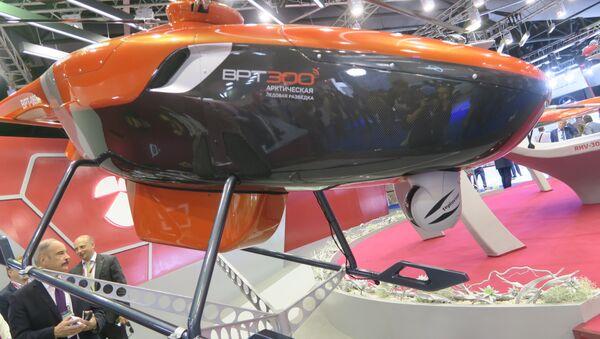 Un hélicoptère télécommandé  VRT300 - Sputnik France