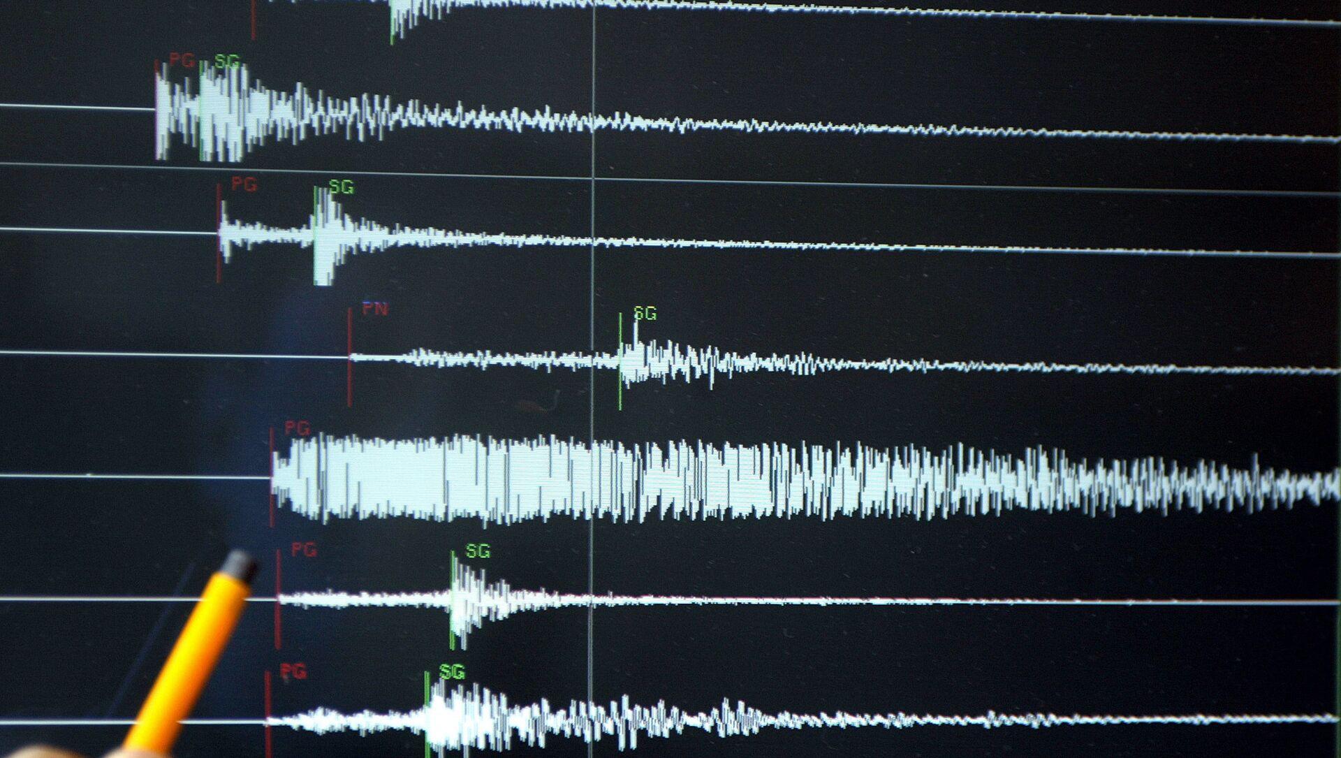 Tremblement de terre - Sputnik France, 1920, 18.08.2021