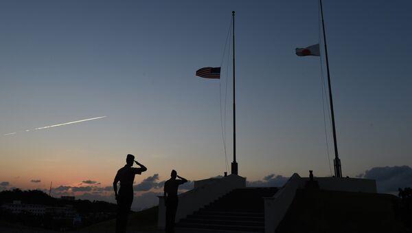 Servicemen of US Marine Corps - Sputnik France