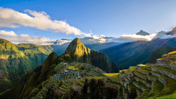 Machu Picchu - Sputnik France