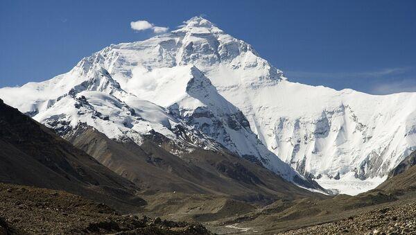 Le mont Everest - Sputnik France