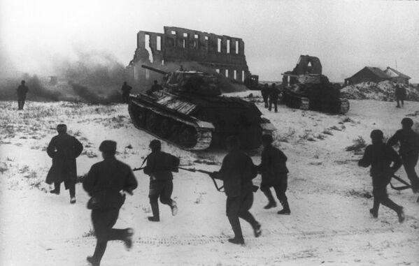 200 jours de guerre: la bataille de Stalingrad dans les archives - Sputnik France