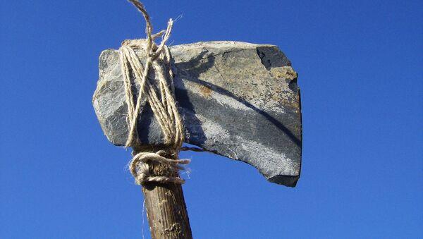 Des outils en pierre - Sputnik France