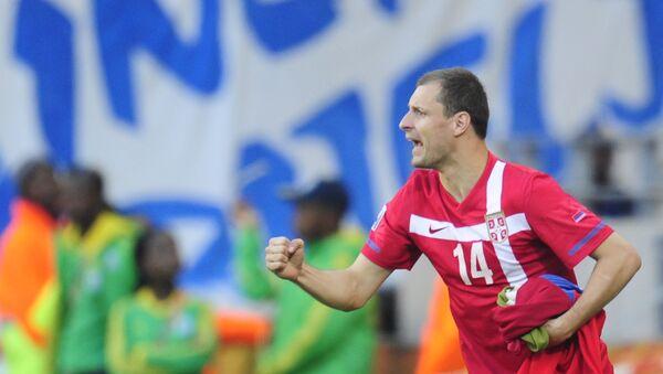 L'ancien footballeur serbe Milan Jovanovic - Sputnik France