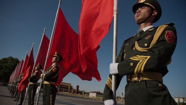 Base militaire chinoise à la frontière avec l'Afghanistan: une nouvelle «Grande Muraille»? - Sputnik France