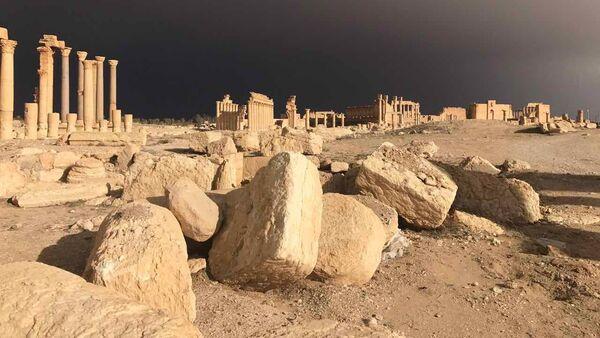 Palmyre: les dégâts causés par les terroristes ne sont pas importants - Sputnik France