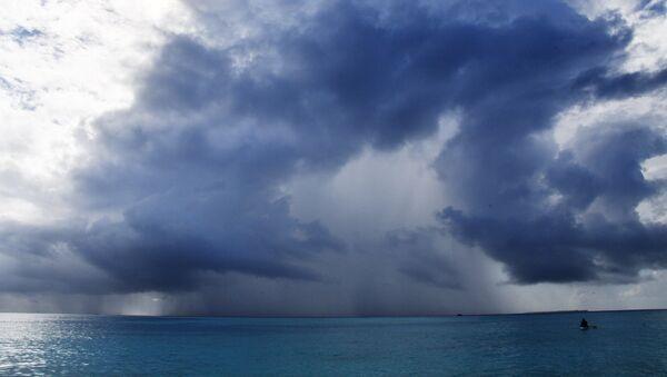 Orage sur océan - Sputnik France