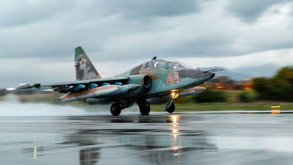 Un Su-25 (Archives) - Sputnik France