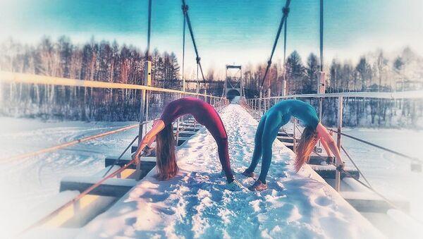 Icy Yoga - Sputnik France