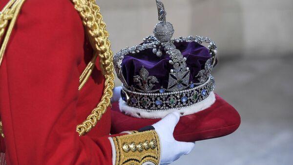 La couronne royale (image d'illustration) - Sputnik France