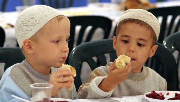 Enfants musulmans - Sputnik France