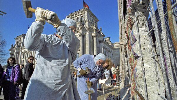 Mur de Berlin, 1990 - Sputnik France
