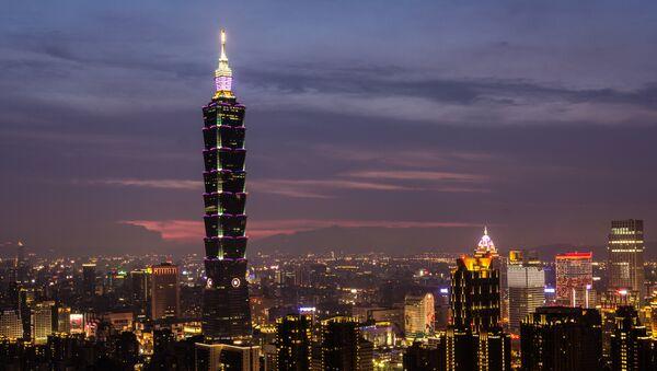 Taipei, la capital de Taiwán - Sputnik France