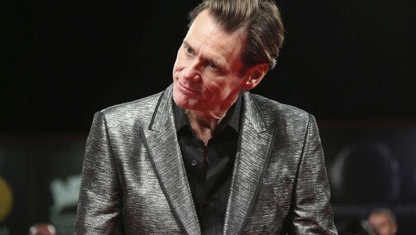 Jim Carrey, actor canadiense-estadounidense - Sputnik France