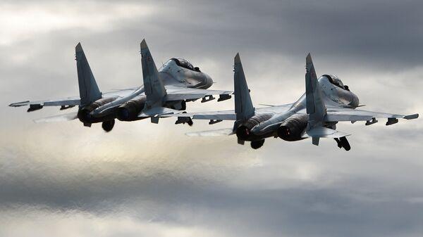 Su-30SM - Sputnik France