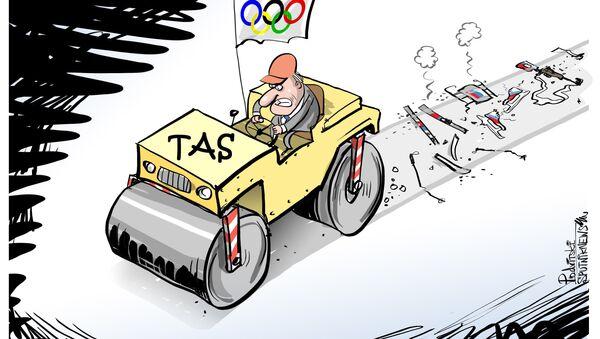 Le Tribunal arbitral du sport rejette les appels des 47 Russes - Sputnik France