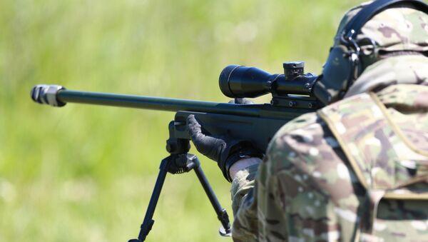 Un sniper (image d'illustration) - Sputnik France