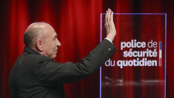 Gérard Collomb vient de présenter sa nouvelle police de sécurité du quotidien (PSQ) - Sputnik France