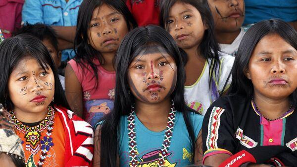 Pratique de l'excision en Colombie: le drame effrayant vécu par des fillettes sans défense - Sputnik France