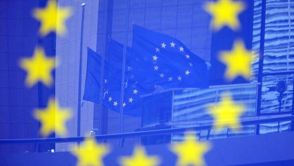 Европейский квартал в Брюсселе - Sputnik France