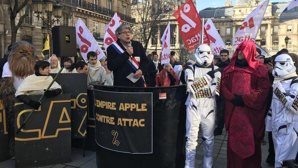 Apple Contre Attac, 12 février 2018 - Sputnik France