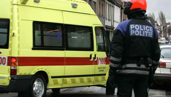 Belgium ambulance. (File) - Sputnik France