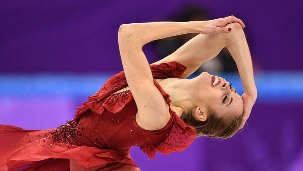 Les plus belles athlètes des Jeux olympiques de Pyeongchang - Sputnik France