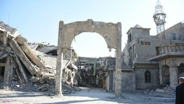 الساحل الأيمن من الموصل - Sputnik France