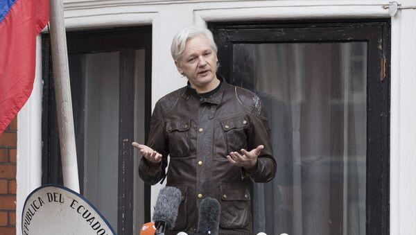 Прокуратура Швеции прекратила следствие по делу Ассанжа - Sputnik France