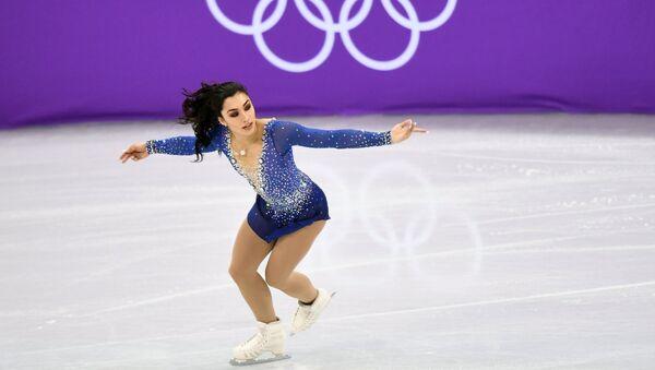 Олимпиада 2018. Фигурное катание. Команды. Женщины. Произвольная программа - Sputnik France
