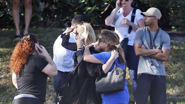 Florida School Shooting - Sputnik France