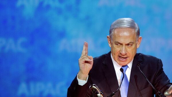 Le Premier ministre israélien Benjamin Netanyahou - Sputnik France