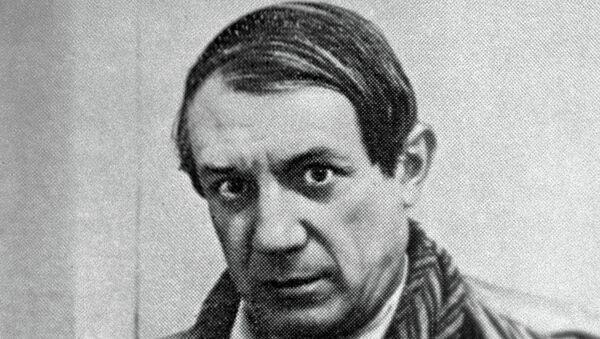 Pablo Picasso - Sputnik France