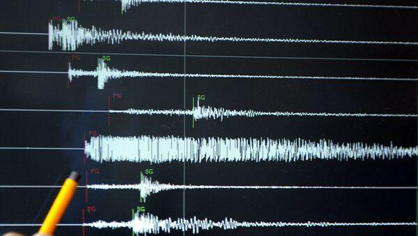 Earthquake - Sputnik France