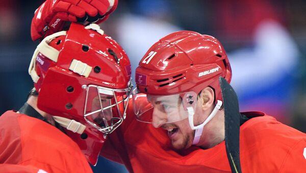 équipe russe de hockey sur glace - Sputnik France