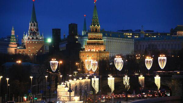 Moscou - Sputnik France