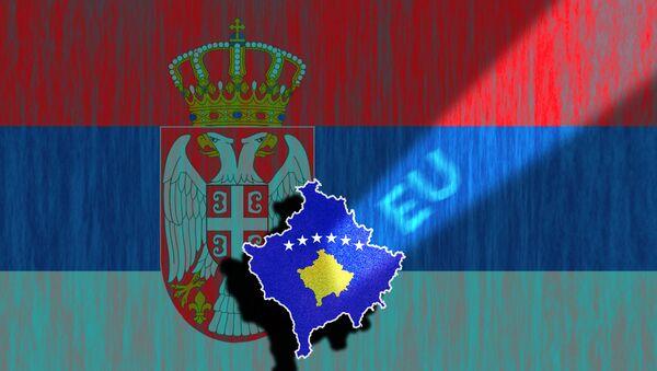 Dix ans de la déclaration d'indépendance du Kosovo: un bien triste anniversaire - Sputnik France