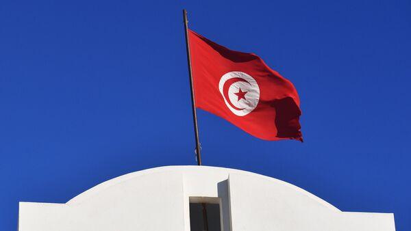 Le drapeau tunisien - Sputnik France