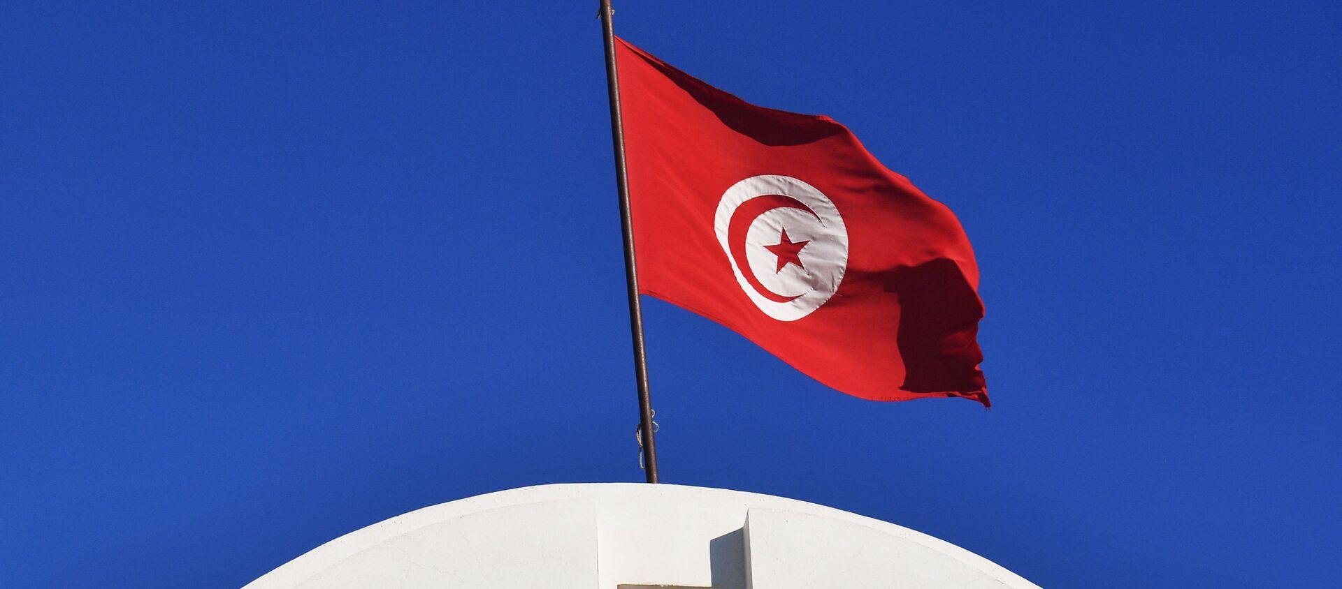 Drapeau tunisien - Sputnik France, 1920, 25.07.2021