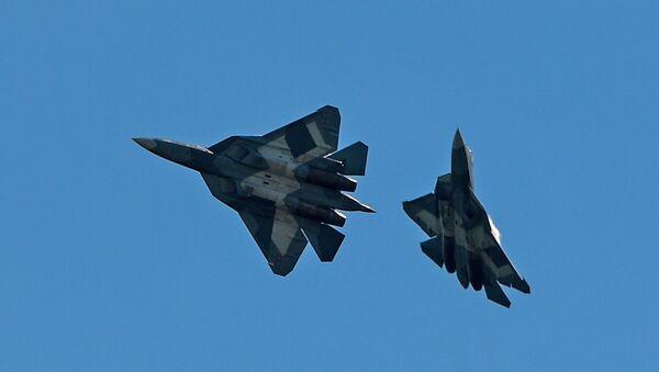 Su-57 - Sputnik France