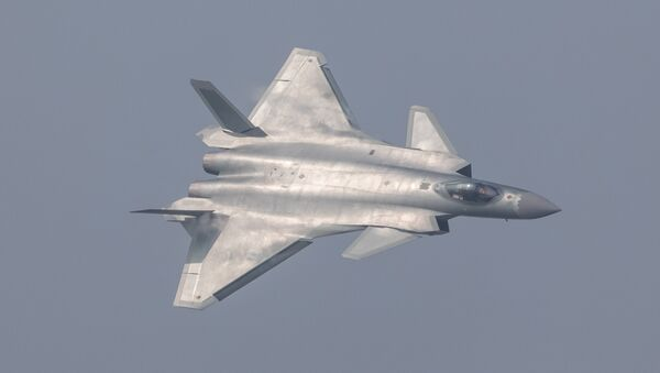 Chasseur furtif chinois J-20 - Sputnik France